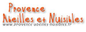 Provence abeilles et nuisibles Logo